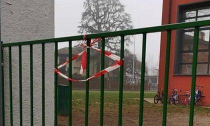 """Recinzione della scuola danneggiata, ma già riparata: """"Nessun pericolo per i bambini"""""""