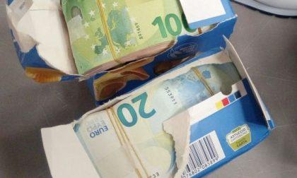 Sequestro a Malpensa, nelle scatole della pasta erano nascosti 70mila euro