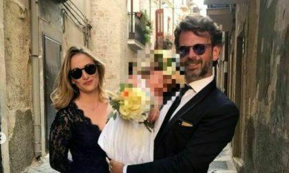 Milano ricorda Valeria e Fabrizio, morti al Salto degli sposi davanti alla figlia