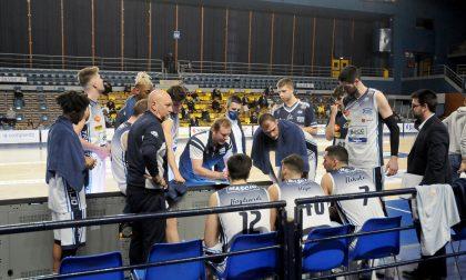 Domenica di... riposo per la Bcc Blu Basket Treviglio