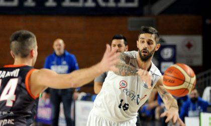 Romano Basket stecca, ma l'esordio era duro