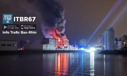 Incendio a Strasburgo mette ko il sito della Blu Basket Treviglio (e centinaia di altri)