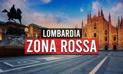 La Lombardia resta in zona rossa fino a Pasqua