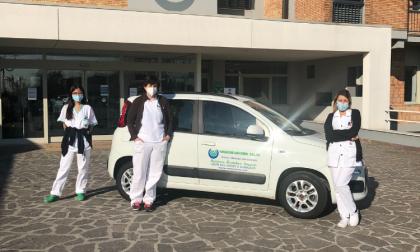 Anni Sereni in campo per portare il vaccino anti Covid a casa delle persone più fragili