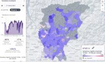 La zona rossa non è il lockdown di un anno fa: a Bergamo +232% dei movimenti rispetto al 2020