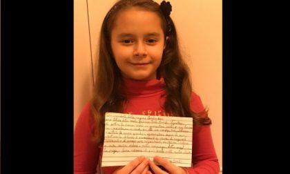 """La piccola Alice scrive a Fontana: """"Siamo stati bravi, ci faccia tornare presto a scuola"""""""