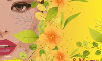 Un cartolina filatelica per la Festa della donna