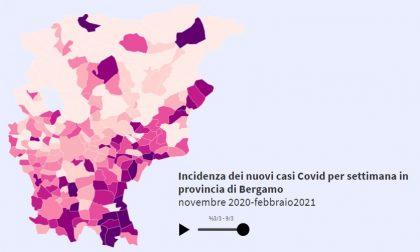 Covid-19, nella Bassa 23 Comuni oltre la soglia critica. I dati COMUNE per COMUNE