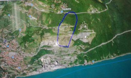 I tre scenari possibili dopo la frana sopra Tavernola: da pochi massi allo tsunami