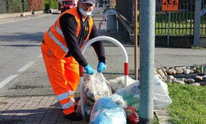Cinque multati per scarico abusivo di rifiuti