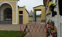 Problemi strutturali all'ala est del cimitero
