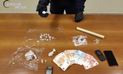 Fuggiti all'alt, arrestati per detenzione e spaccio di droga