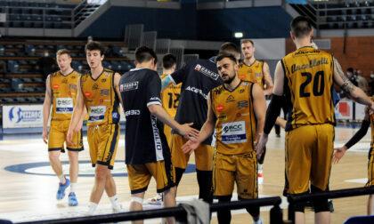 Il film della gara tra Bcc Treviglio ed Eurobasket Roma
