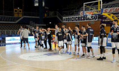 Bcc Treviglio, la seconda fase inizia con l'Eurobasket Roma