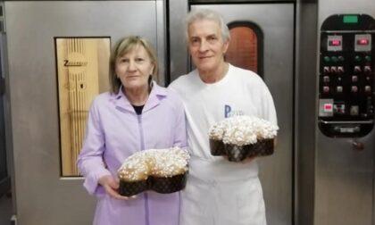 Dopo mezzo secolo di lavoro Sergio e Ivana del Panificio Gatti passano il testimone