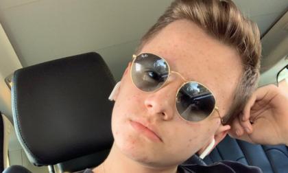 Romano piange Riky Coman, sconfitto dal cancro a soli 17 anni