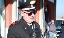 Il Luogotenente Tonino Tognoli Cavaliere della Repubblica