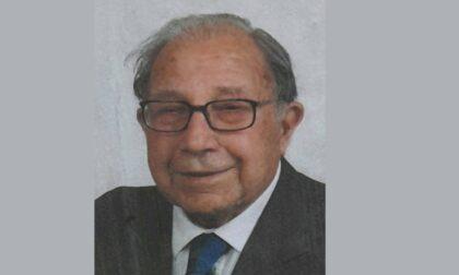Addio a Ernesto Ravera, fu tra i padri fondatori della Protezione civile