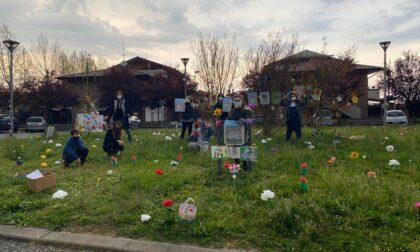 Un giardino della speranza per commemorare i defunti del Covid