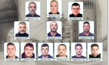 Dallo stracotto d'asino alle auto di lusso rubate: 12 arrestati, furti anche in Bergamasca
