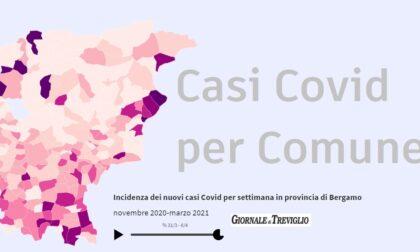 Covid-19, i numeri lo confermano: la terza ondata è alle spalle.  I casi COMUNE per COMUNE