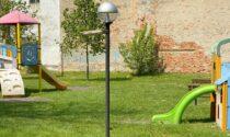 Parco Tarenzi: lampioni usurati da sostituire