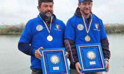 Il trevigliese Ivan Salvalaglio campione italiano a coppie