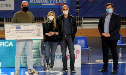 Fondazione Blu Basket, i fondi dell'asta ai genitori di Gabriele Raffa