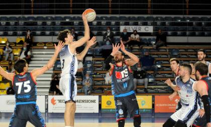 Gara-2 playoff, secondo round tra Bcc Treviglio e Kleb Ferrara