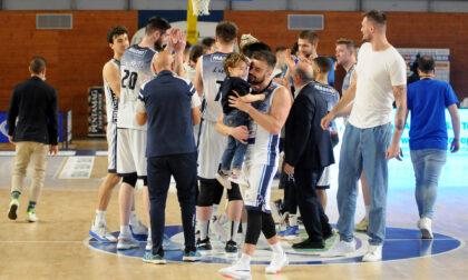 Gli scatti del match tra Bcc Treviglio e Top Secret Ferrara