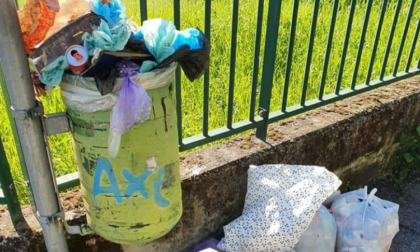"""Ancora rifiuti abbandonati: sanzionati quattro """"furbetti"""" della spazzatura"""