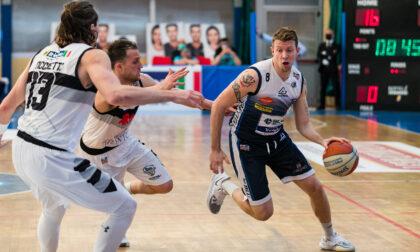 Treviglio stecca sul campo dell'Eurobasket, Verona la supera in graduatoria