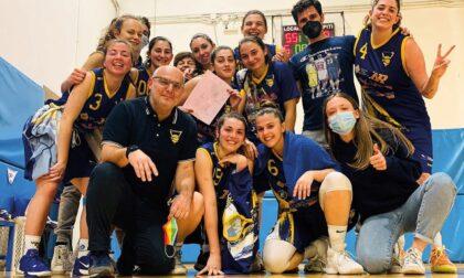 "L'Elvas Visconti Brignano ""bestia nera"" del Basket Femminile Milano"