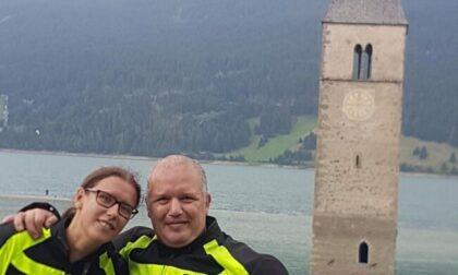Schianto in moto, padre e figlia  muoiono insieme