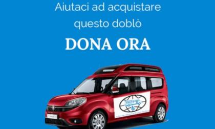 Una raccolta fondi per regalare all'Associazione San Rocco un nuovo Doblò