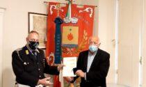 Claudio Toderini premiato dalla Regione