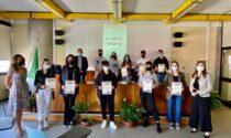 Olimpiadi ambientali, premiazioni all'Istituto Oberdan