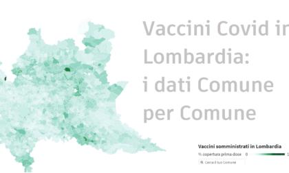 """Vaccini Covid, finora è """"coperto"""" un trevigliese su tre"""
