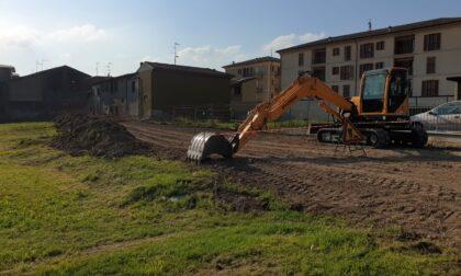 Via Istria, finalmente cominciati i lavori per ultimare la strada