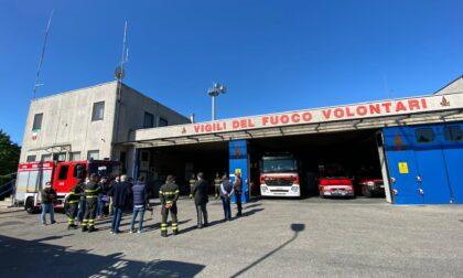 Restyling per la caserma dei Vigili del fuoco, Treviglio investe 700mila euro