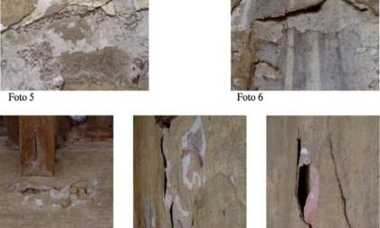 Fondazione della Comunità Bergamasca in campo per salvare gli affreschi del castello