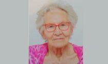 I volontari di Arcene salutano Luigia, storica volontaria