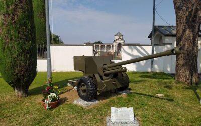 Restaurato il cannone inglese della seconda guerra mondiale
