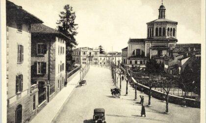 Le spettacolari cartoline storiche di Lino Ronchi