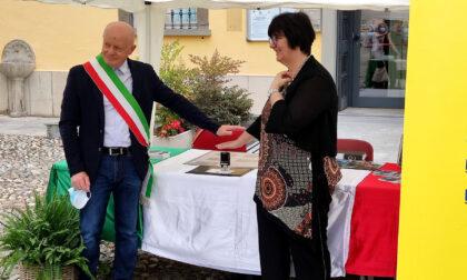 Ex sindaco benefattore, presentato l'annullo filatelico che lo omaggia