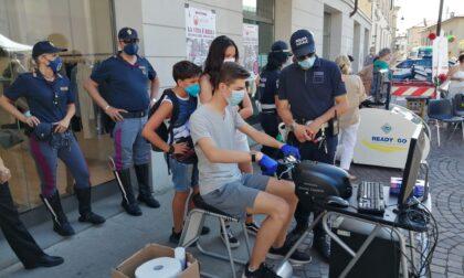 In piazza contro alcol e droghe alla guida: c'è anche il simulatore