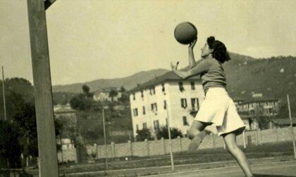 Bergamo dice addio ad Annamaria Giotto, 105 anni: fu campionessa europea di basket