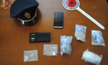 Lungo il Serio il market ambulante della droga: arrestato un bresciano
