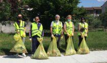 Tornano le eco-azioni: raccolti 40kg di rifiuti