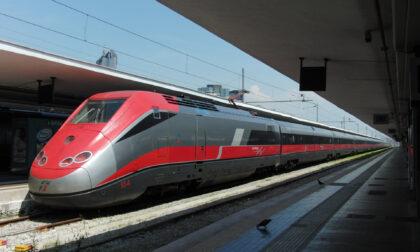 E' il più veloce: meno di quattro ore da Bergamo a Roma con il Frecciarossa